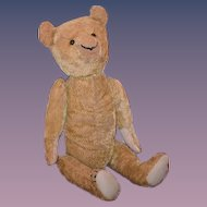 Vintage Teddy Bear Teddy Bears of Witney Unusual Smirk Mohair Jointed Artist