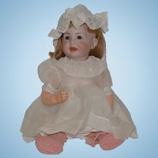 Antique Doll Bisque Kammer Reinhardt Simon & Halbig 116 A Character Toddler French Toddler Body