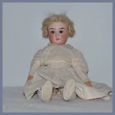 Antique Doll Armand Marseille 390 French Market Small Cabinet Bisque Head
