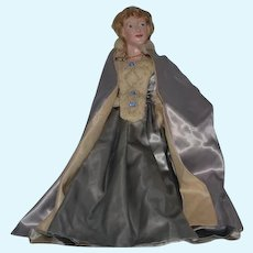 Wonderful Doll Evelyn Green Artist Doll Original Costume