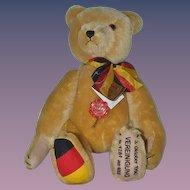 Wonderful Mohair Hermann Teddy Bear Jointed Limited Edition