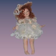 Vintage Doll Artist Angel  O'Connor Signed