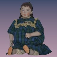 Vintage Doll Artist Doll Marty Sunders Hitty Doll