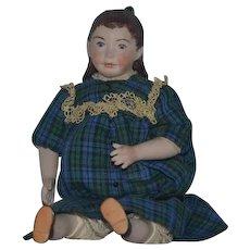 Vintage Doll Artist Doll Marty Sunders Hitty Doll