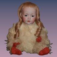 Antique Doll Bisque HILDA By Kestner Gorgeous HILDA MARKINGS