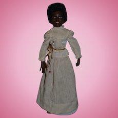 Vintage Doll Judith Condon NIADA Black Doll Joy Signed