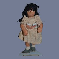 Wonderful Doll Artist Cloth Doll Felt Doll Character Jointed Shoup