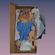 Vintage Teddy Bear Doll Friend Mint in the Box Barton's Creek Collection Gund