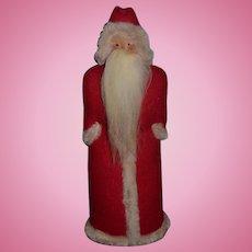 Wonderful Doll Artist Doll Santa Claus Annegret Signed