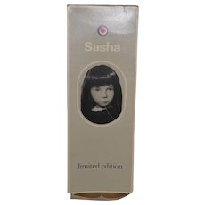 Vintage Sasha Doll Sara Daggart  Doll in Box