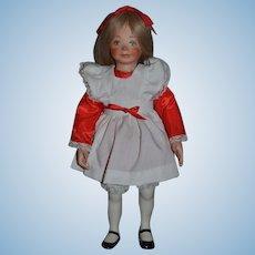 Artist Doll Valentine Girl #12 Faith Wick Original Porcelain Doll Kitsy