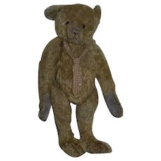 Teddy Bear Artist Bear Jointed Hump Back Big Feet
