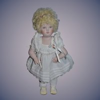 Wonderful Doll Artist Doll Joyce Stafford Niada Character JENNY Signed & Tagged Clothes Gorgeous!