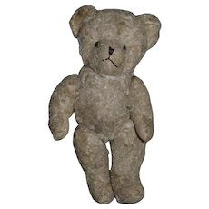 Old Teddy Bear Jointed MOST LOVED Stuffed Animal Doll Friend