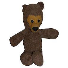 Old Teddy Bear Character Sweet Face! Animal Fair, Inc