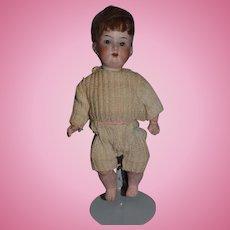 Antique Doll Bisque German Cabinet size
