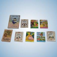 Vintage Miniature Books on Sale | Ruby Lane