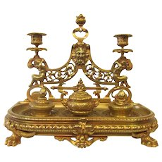 French Master Inkwell