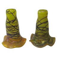 Art Glass Lily shades