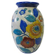 Keramis Pottery vase
