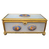 19th century French Jewel Box
