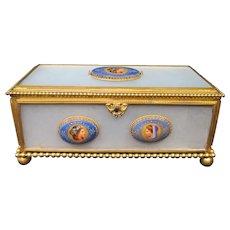 19th century French Jewel Box