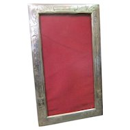 Sterling Photo Frame