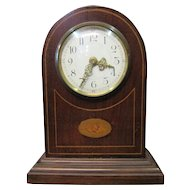 Vintage Beehive Shape Mantle Clock