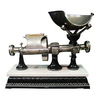 Vintage Restored Candy Store Scale
