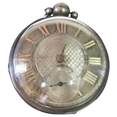 Vintage English Pocketwatch