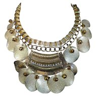Vintage Fancy Women's Bib Choker
