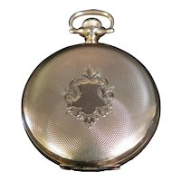 Vintage 14K Gold Waltham Pocket Watch