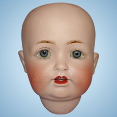 Kestner 260 Bisque Character Baby Doll Head Germany 1909-on