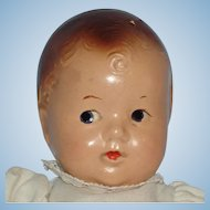 "7.5"" Arranbee R&B Composition Toddler Doll 1930s-on"