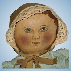 Gail Wilson Miss Columbia Inspired Historical Cloth Kit Doll