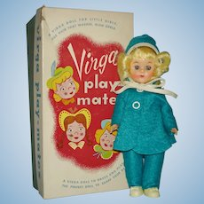 P-805 Snowsuit Virga HP SLW Doll in Box c1955