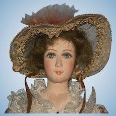 "Madeline Fox 15"" Artist Doll Figure Phoebe Pyncheon 1980 OOAK"