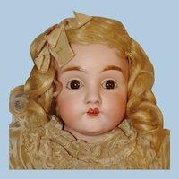 "17.5"" Kestner 154 DEP Doll All Original Germany 1892-on"