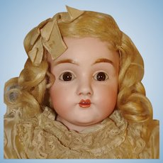 "17.5"" Kestner 154 DEP Doll All Original Germany 1892-on"