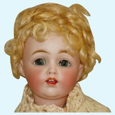 "10"" Kestner #257 Bisque & Composition Character Baby 1910-on"
