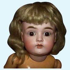 "Cabinet Size 16"" Kestner #167 Bisque Head Doll Germany 1892-on"