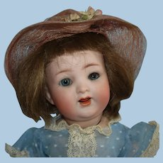 """11"""" Kammer Reinhardt 126 Toddler Character Doll Cabinet SIze Germany 1909-on"""