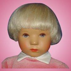 Kathe Kruse Emi 25H Daumlinchen Boy Doll in Box Germany 1981-82