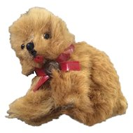 Wonderful early animal cat dog for doll pet