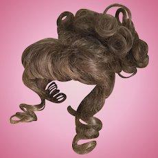 """Vintage ladies upsweep wig 7"""""""
