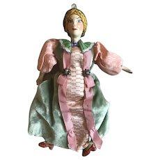 Early 20th century Italian theatre doll