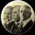 1916 Charles E. Hughes Massachusetts Trigate Republican Political Campaign Pinback Button