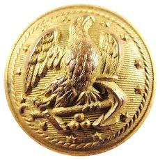 Set of 10 Civil War Period US Naval Officers Uniform Buttons Horstmann N. York & Phil