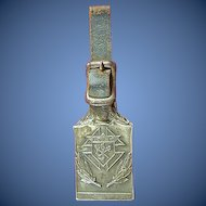 Early 1900's Knights of Columbus Watch Fob