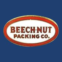 Beech-Nut Packing Company Enamel Pin
